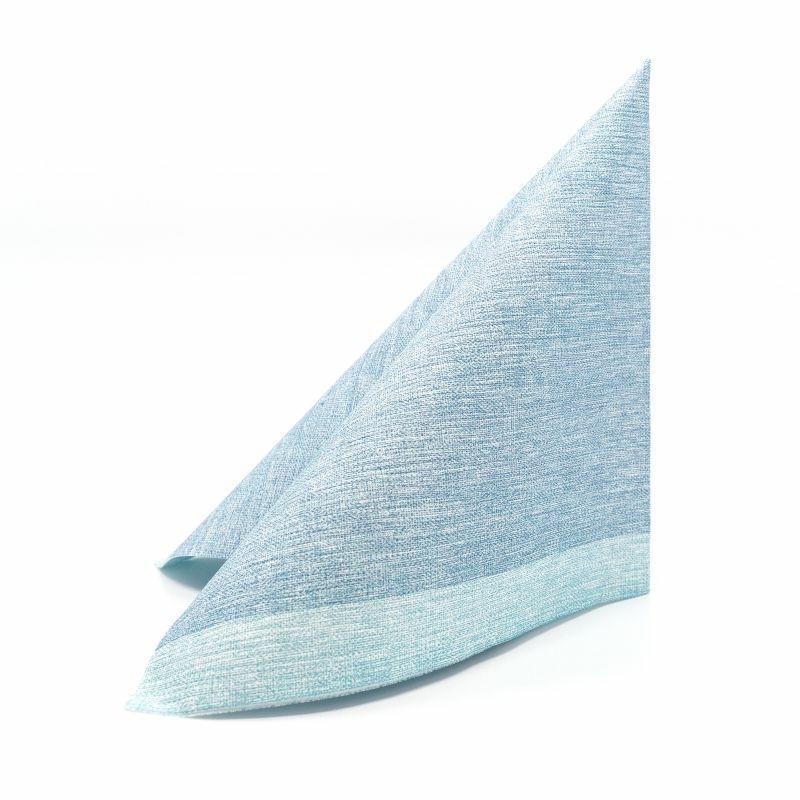 Airwave szalvéta 40x40 cm Jolie - kék - aw40t-900