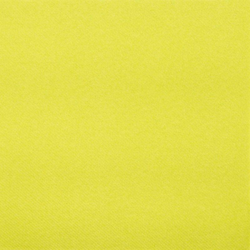 Textilhatású szalvéta 40x40 cm - kiwi - 87518