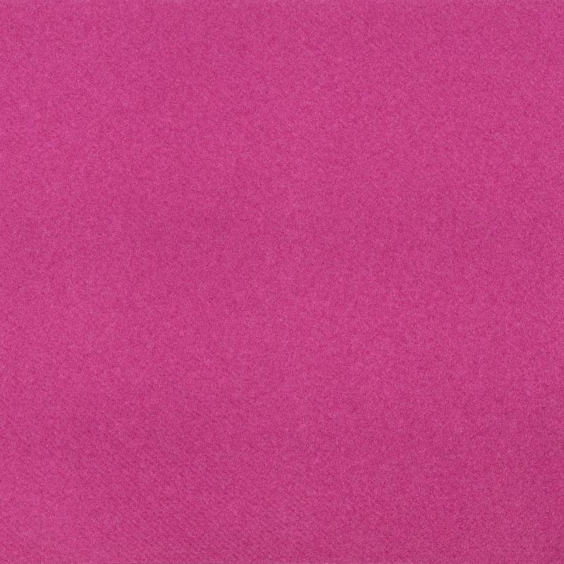 Textilhatású szalvéta 40x40 cm - viola
