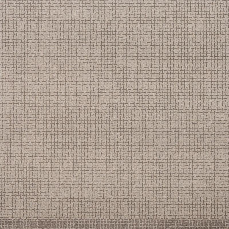 Textilhatású szalvéta 40x40 cm Love Natur Jute - mélybarna