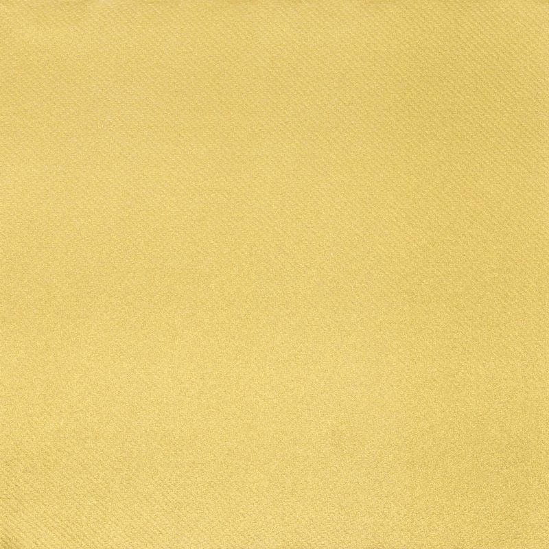 Textilhatású szalvéta 40x40 cm - arany - 88952 Arany (1)