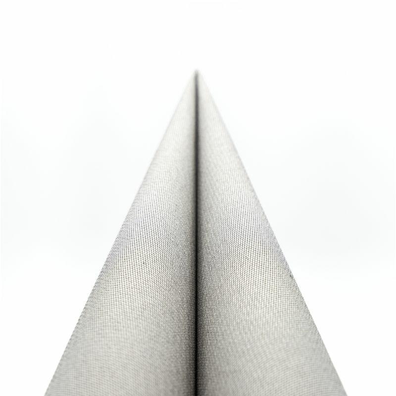 Textilhatású szalvéta 40x40 cm Jeans - fekete - 40ajne