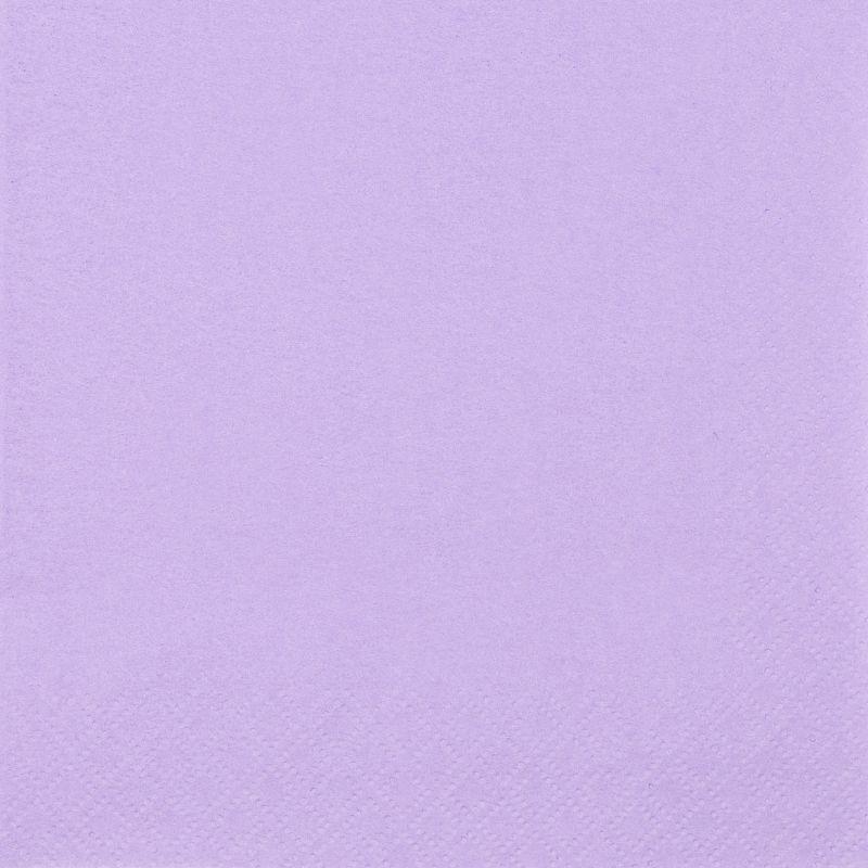 Papírszalvéta 33x33 cm 2 réteg lila - v334c270050a13