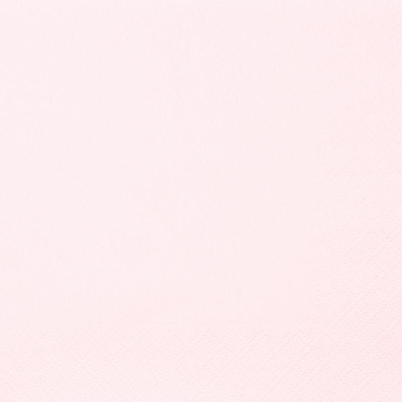 Papírszalvéta 33x33 cm 2 réteg világosrózsa - v334c270050a15
