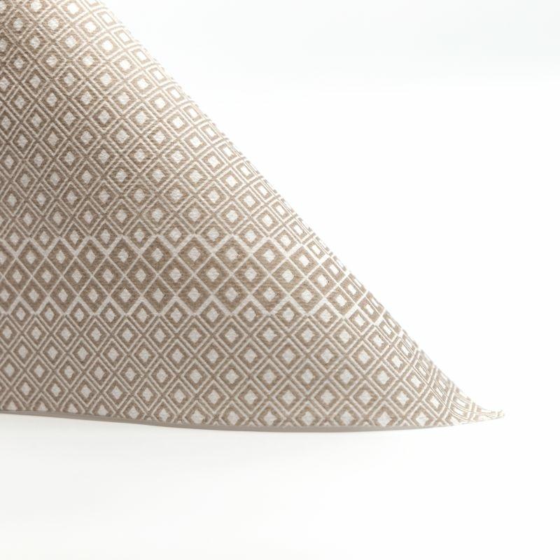 Textilhatású szalvéta 40x40 cm Windows - mogyoró - k404f4151271a